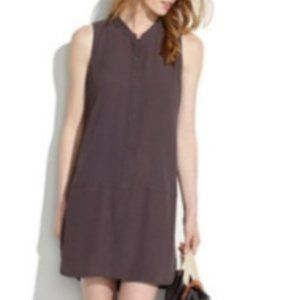 Madewell Grey Broadway and Broome Tunic Dress